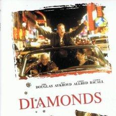 Cine: DVD DIAMONDS KIRK DOUGLAS . Lote 75699435