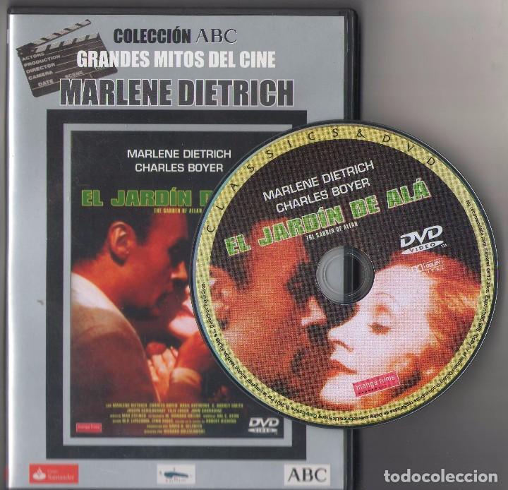 DVD EL JARDIN DE ALÁ 1936 (Cine - Películas - DVD)