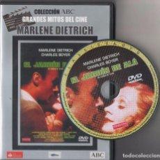 Cine: DVD EL JARDIN DE ALÁ 1936. Lote 75714783