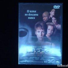 Cine: HALLOWEEN H 20 VEINTE AÑOS DESPUES, EDICION ESPECIAL - DVD NUEVO PRECINTADO. Lote 179379473