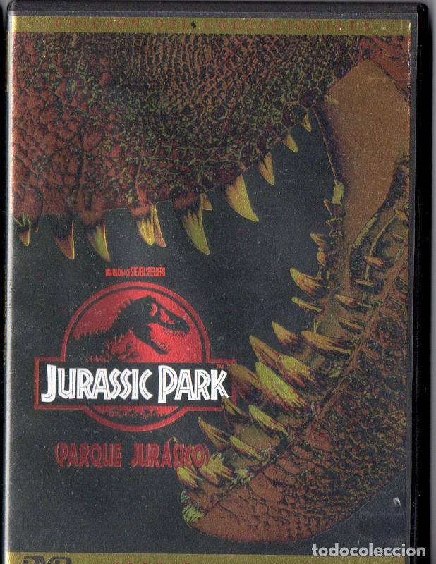 PARQUE JURÁSICO (JURASSIC PARK) (Cine - Películas - DVD)
