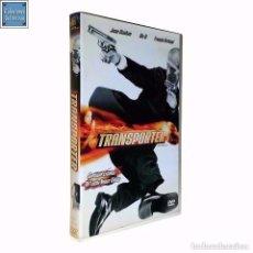 Cine: TRANSPORTER / TWENTY CENTURY FOX / PELÍCULA DVD 2003. Lote 75873803