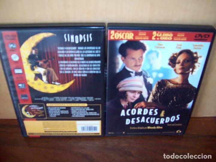 ACORDES & DESACUERDOS - DIRIGIDA POR WOODY ALLEN - DVD (Cine - Películas - DVD)
