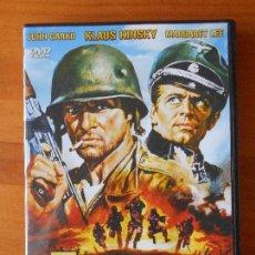 Cine: DVD 5 PARA EL INFIERNO - FRANK KRAMER - KLAUS KINSKY - COMO NUEVA (N7). Lote 76079971