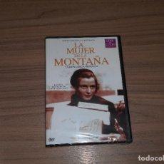 Cine: LA MUJER DE LA MONTAÑA EDICION REMASTERIZADA DVD DE RENATO CASTELLANI NUEVA PRECINTADA. Lote 98727268