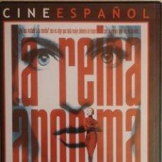 Cine: LA REINA ANONIMA (1992) - GONZALO SUAREZ - DESCATALOGADO - DVD. Lote 76177751
