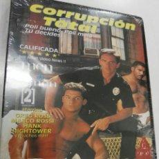 Cine: DVD CORRUPCIÓN TOTAL MEN FRESH MEN- NUEVA PRECINTADA- CINE X G. Lote 76204603