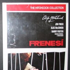 Cine: DVD FRENESÍ, THE HITCHCOCK COLLECTION. Lote 76397515