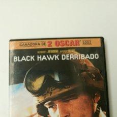 Cine: BLACK HAWK DERRIBADO, GANADORA DE 2 OSCAR EN 2002, DIRIGE RIDLEY SCOTT.. Lote 76459809