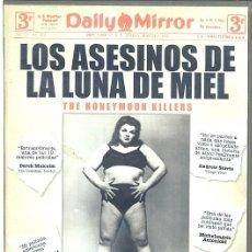 Cine: LOS ASESINOS DE LA LUNA DE MIEL DVD. MUY BUSCADA... UN CLÁSICO MUY APLAUDIDO. Lote 76564559