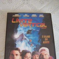 Cine: DVD LÍMITE VERTICAL.. Lote 76570663