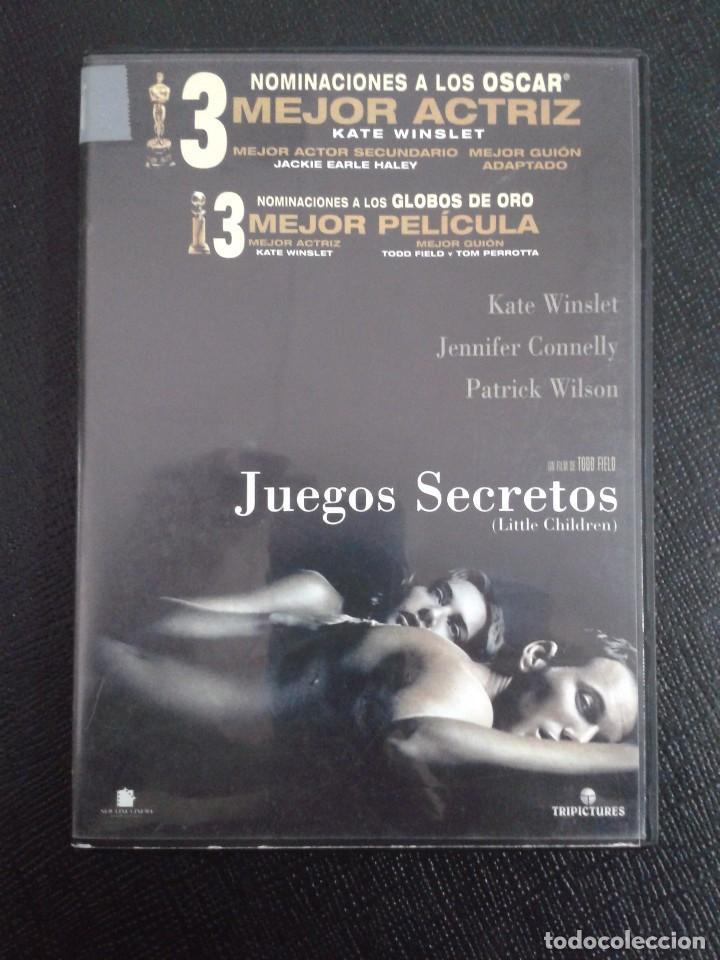 Juegos Secretos Kate Winslet Comprar Peliculas En Dvd En