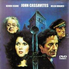 Cine: DVD INCUBUS JOHN CASSAVETES . Lote 76787515