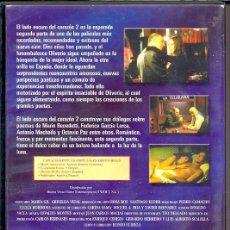 Cine: EL LADO OSCURO DEL CORAZON 2 DVD: SI TE GUSTÓ LA PRIMERA... ESTA ES PARA SEGUIR CAUTIVANDOTE. Lote 76852483