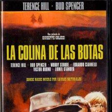 Cine: LA COLINA DE LAS BOTAS. Lote 76912071