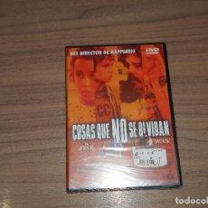 Cine: COSAS QUE NO SE OLVIDAN DVD NUEVA PRECINTADA. Lote 289930433