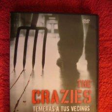 Cine: DVD - THE CRAZIERS (TEMERAS A TUS VECINOS) -. Lote 77232525