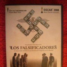 Cine: DVD - LOS FALSIFICADORES -. Lote 77233785
