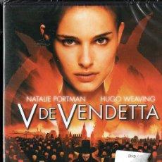 Cine: V DE VENDETTA PRECINTADA. Lote 77260261