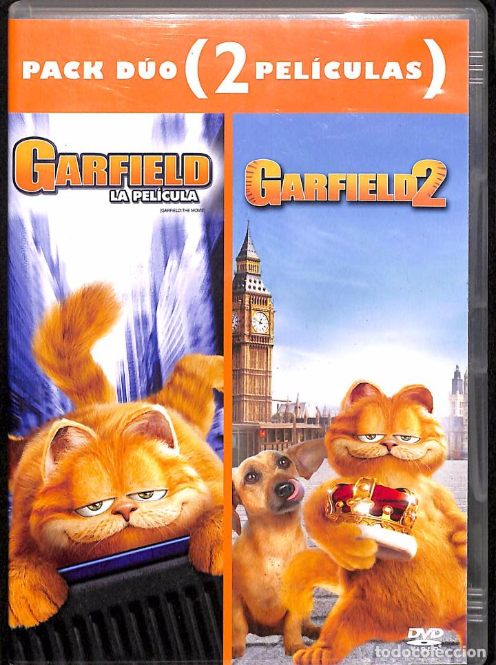 Pack Duo Dvd Garfield Garfield 2 Buy Dvd Movies At Todocoleccion 50781679