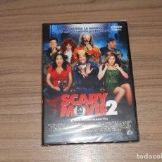 Cine: SCARY MOVIE 2 EDICION ESPECIAL 2 DVD MULTITUD DE EXTRAS NUEVA PRECINTADA. Lote 157421781