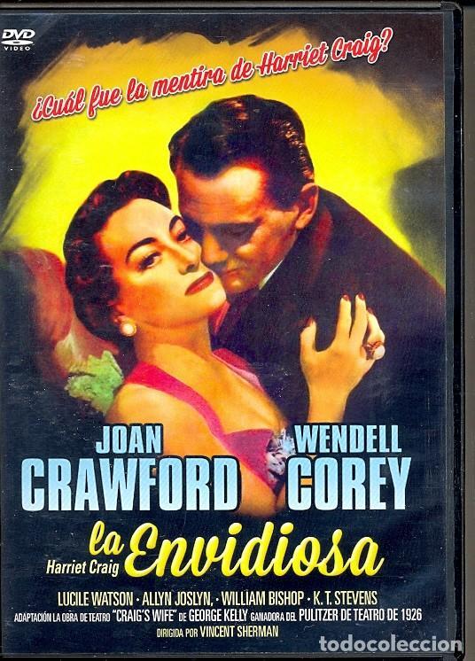 Cine: LA ENVIDIOSA DVD: PARA NO PERDER FORTUNA NI POSESIONES... MINTIO A SU MARIDO, PERO... - Foto 2 - 129424812