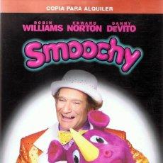 Cine: DVD SMOOCHY ROBIN WILLIAMS . Lote 77304049