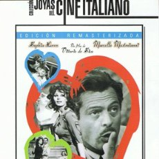 Cine: DVD MATRIMONIO A LA ITALIANA SOPHIA LOREN . Lote 77322845