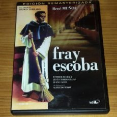 Cine: DVD FRAY ESCOBA . Lote 77606001