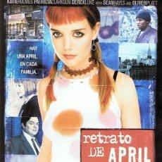 Kino - DVD RETRATO DE APRIL KATIE HOLMES - 77616729
