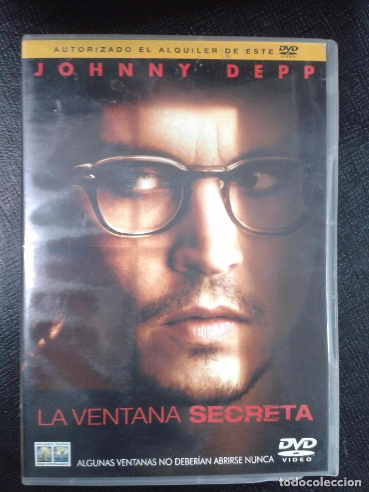 La Ventana Secreta Johnny Depp Comprar Peliculas En Dvd En