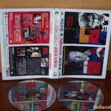 Cine: PELIGRO INMINENTE + JUEGO DE PATRIOTAS - DOBLE DVD DE HARRISON FORD . Lote 77871961