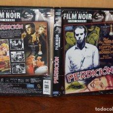 PERDICION -FRED MACMURRAY -BARBARA STANWYCK - DIRIGIDA POR BILLY WILDER - DVD