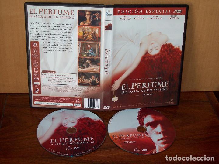EL PERFUME (HISTORIA DE UN ASESINO) - DIRIGIDA POR TOM TYKWER - DVD DOBLE EDICION ESPECIAL (Cine - Películas - DVD)