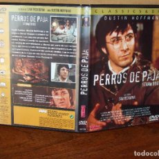 Cine: PERROS DE PAJA - DUSTIN HOFFMAN - DIRIGIDA POR SAM PECKINPAH - DVD . Lote 77883541