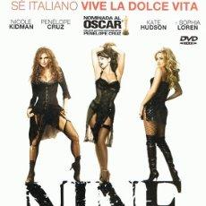 Cine: DVD NINE NICOLE KIDMAN . Lote 77900493