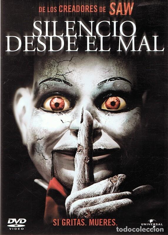 Dvd Silencio Desde El Mal Kaufen Filme Auf Dvd In Todocoleccion