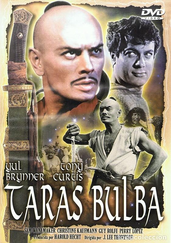 Dvd Taras Bulba Yul Brynner Tony Curtis Buy Dvd Movies At Todocoleccion 77916885