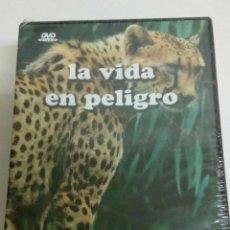 Cine: 6 DVDS ANIMALES DEL MUNDO. SIN ESTRENAR.. Lote 78090809