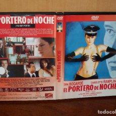 Cine: EL PORTERO DE NOCHE - DIRK BOGARDE - CHARLOTTE RAMPLING -DIRIGIDA POR LILIANA CAVANI - DVD. Lote 78215353
