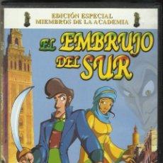 Cine: EL EMBRUJO DEL SUR. Lote 80154806
