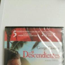 Cine: LOS DESCENDIENTES ( NUEVA, SIN DESPRECINTAR), CON GEORGE CLOONEY.. Lote 78317134