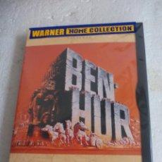 Cine: BEN-HUR. EN FRANCÉS E INGLÉS . WARNER. SUB ESPAÑOL DVD. Lote 78354385