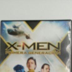 Cine: X--MEN, PRIMERA GENERACIÓN, CON JAMES MCAVOY, MICHAEL FASSBENDER.. Lote 78405663