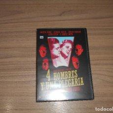 Cine: 4 HOMBRES Y UNA PLEGARIA DVD DE JOHN FORD LORETTA YOUNG DAVID NIVEN GEORGE SANDERS NUEVA PRECINTADA. Lote 183994653