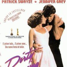 Cine: DVD DIRTY DANCING PATRICK SWAYZE . Lote 78897605