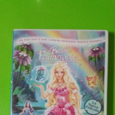 Cine: BARBIE FAIRYTOPIA MERMAIDIA HADAS DEL BOSQUE. Lote 78910665