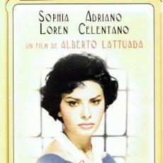 Cine: DVD BLANCO,ROJO Y ... SOPHIA LOREN . Lote 78913773