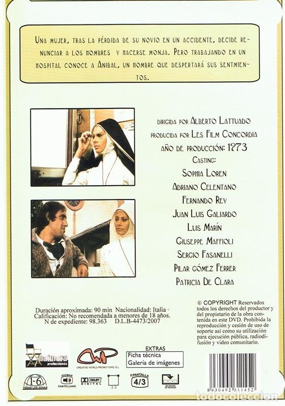 Cine: DVD BLANCO,ROJO Y ... SOPHIA LOREN - Foto 2 - 78913773