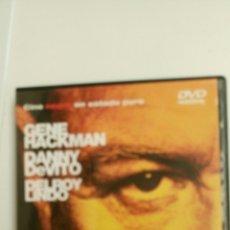 Cine: EL ÚLTIMO GOLPE, CON GENE HACKMAN, DANNY DEVITO Y DELROY LINDO.. Lote 79004887
